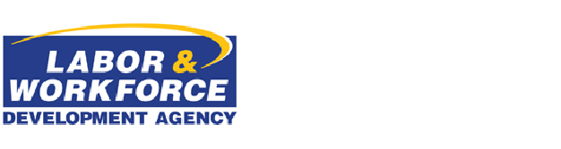 Labor & Workforce Development Agency logo